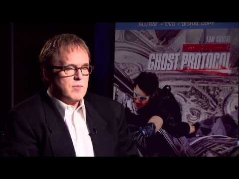Mission Impossible - Ghost Protocol: Director Brad Bird Raw Interview [HD]