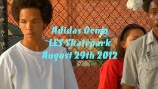 Adidas Skateboarding NYC Demo 2012
