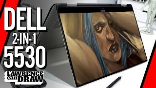 Dell Precision 5530 for artists Hands on Review