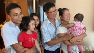 缅甸记者获释并不意味媒体松绑