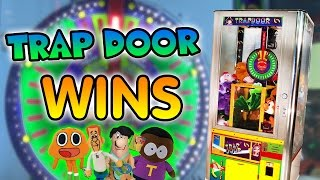 TRAP DOOR Wins! - Arcade Prize Game