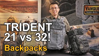 Vanquest: TRIDENT-21 & 32 Side-By-Side COMPARISON!