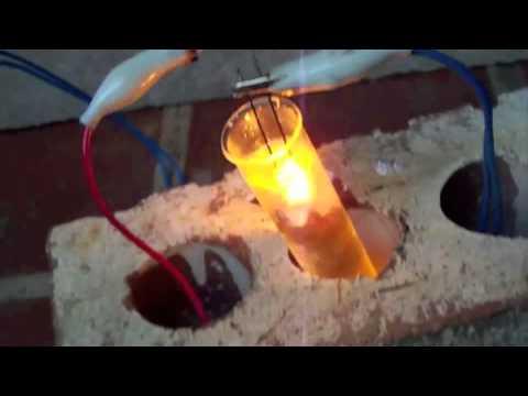 Homemade Plasma Cool!