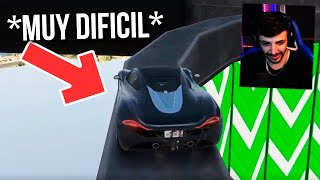 GTA 5 - LAS CARRERAS MAS *DIFICILES* DE SUPERAR!! - Nexxuz