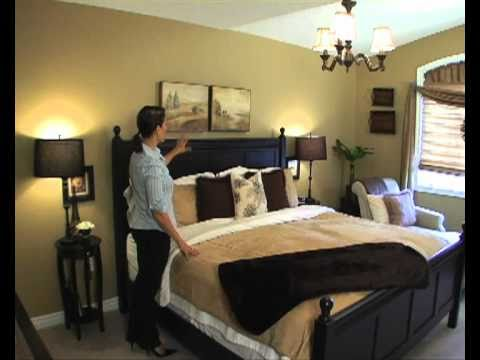 Staging Tips For The Bedroom YouTube Inspiration Bedroom Staging