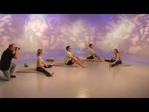 Pilates Essentials OUTTAKES - Behind Scenes