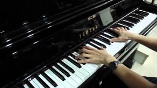 【江蕙 feat. Ella -  歹逗陣】piano cover