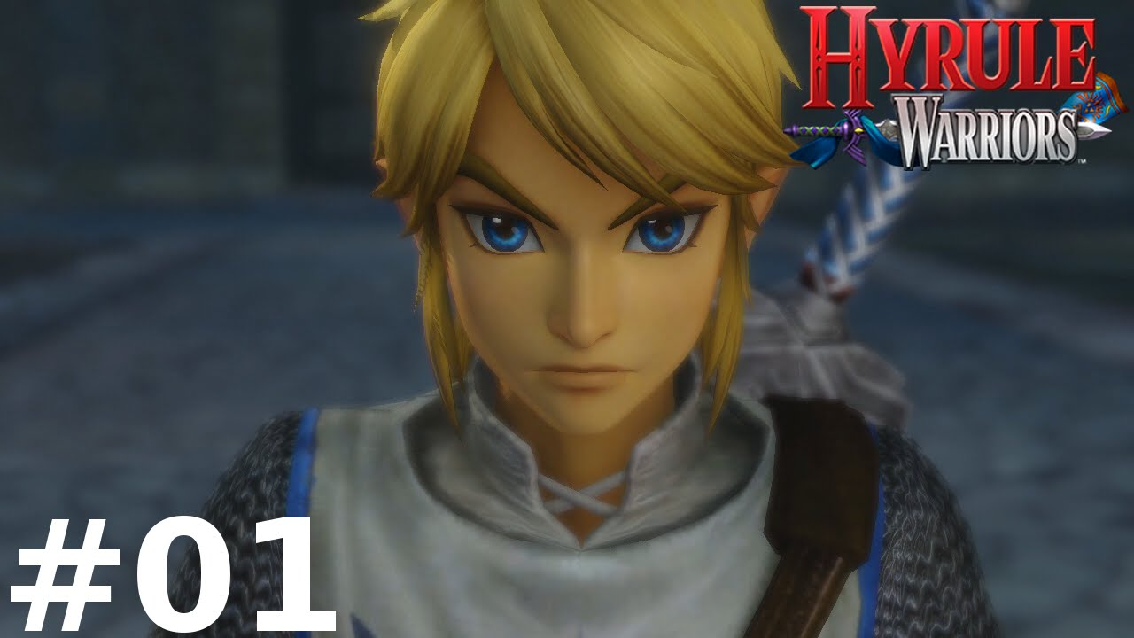 Hyrule Warriors -- Legend Mode - Scenario 01: The Armies of Ruin
