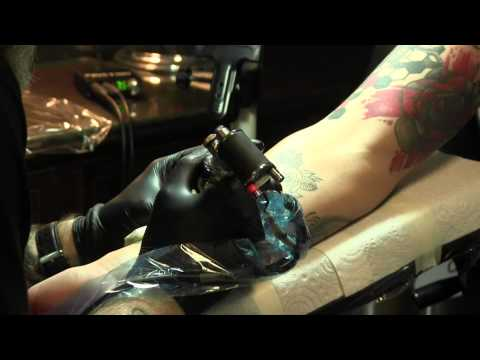 Tattoo culture in Scotland