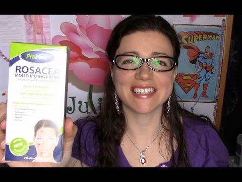 ProVent Rosacea Moisturizing Cream Review (not Sponsored) | Rosy JulieBC