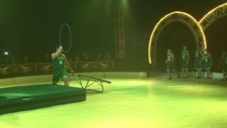 🎪 Zirkus Rondel Burbach 2017 *Trampolin Boys* 🎪