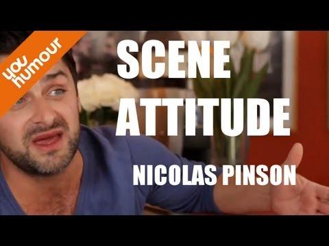 NICOLAS PINSON - Mon père est français, ma mère est québécoise