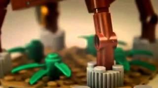 LEGO Clash of Clans Archer Tour MOC Examen