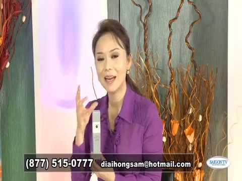 HONG SAM TALK SHOW™/ Lam Dep Voi Hong Sam™ with Cat Tuyen and Chi Tinh 2