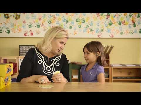 Literacy - hearing aids & cochlear implants