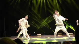 00596 Шоу балет Аллы Духовой Тодес Колпино 01 12 2017 Тамара Павлова
