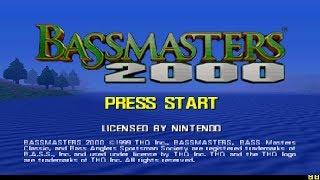 Bassmasters 2000 | NINTENDO 64 | HD