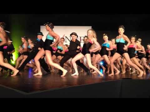 Closing Number at the Dance Awards 2014