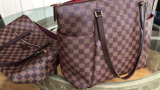 Comparison between LV Totally MM vs. Iena MM & Vlog Sale of Totally