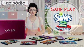 The Sims 2 GamePlay - Universidade  #EP 1