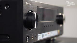 Обзор AV-ресивера Pioneer VSX-930K: новый ресивер от