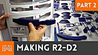 Making R2-D2 Part 2