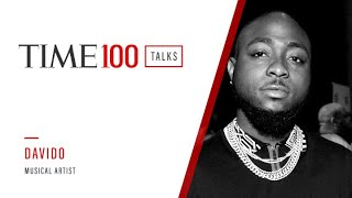 Davido | TIME100 Talks