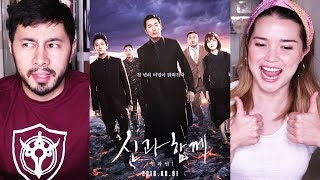ALONG WITH THE GODS 1 & 2 | Korean Movie Review!