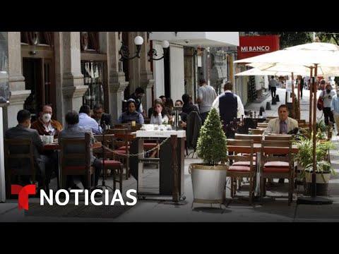 Comerciantes y ciudadanos recuperan la esperanza en la capital mexicana   Noticias Telemundo