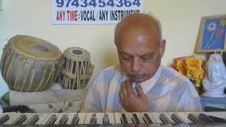 """Ramachari Haduva""""RAMACHARI""""kannada KEYBOARD song by VISWANATHA LS"""