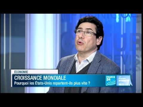 Eurozone - Crise : avec Phillippe AGHION, Professeur d'Economie à Harvard
