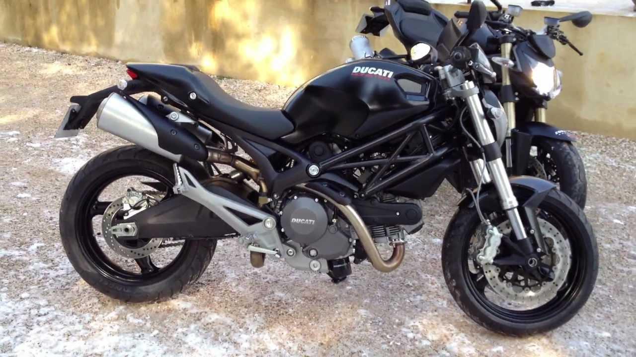 Ducati Streetfighter 848 M696 Full Black 2012