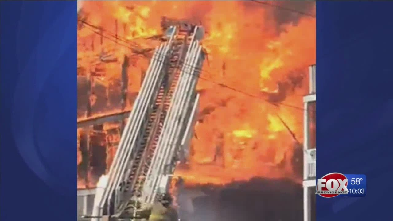 2016 Fire Truck Crashes