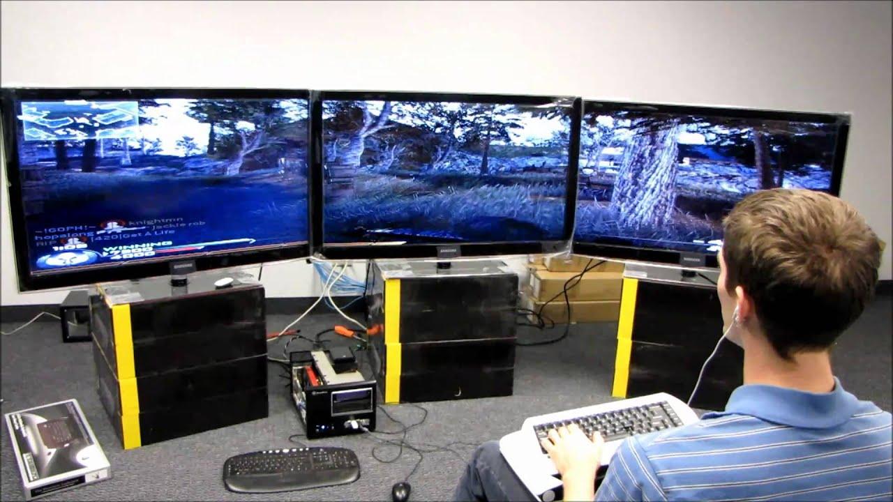 Msi Radeon Hd 6870 Cod Modern Warfare 2 With Amd Eyefinity On 3x 46