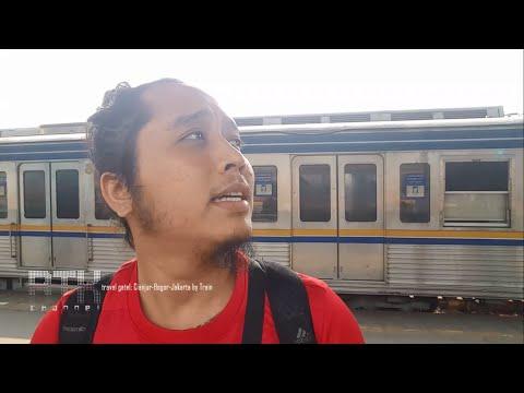travel gatel: Cianjur Bogor Jakarta by Train