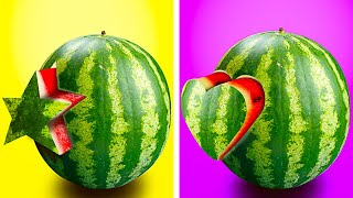 32 FRUIT CARVING IDEAS THAT LOOK AMAZING