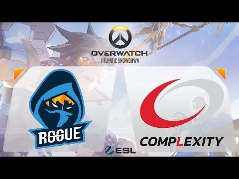 Overwatch - Rogue vs compLexity - Overwatch Atlantic Showdown - Gamescom Finals - Group B Decider