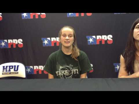 Waco Live Oak Classical School Post-Game Press Conference Players