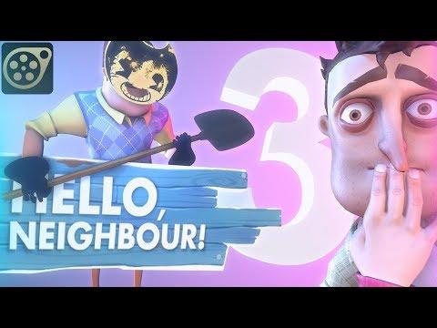 [SFM] Hello Neighbor 3 Song (Stay Away!)