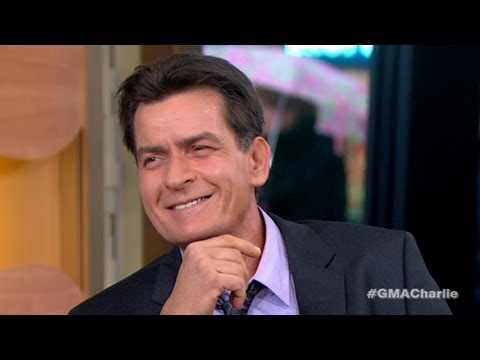 Charlie Sheen Interview Star On Needing Anger Management While Filming Anger Management