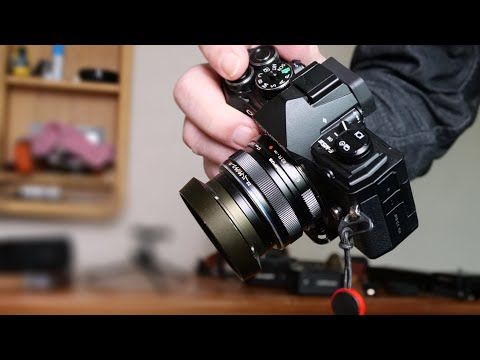 A Look at the Olympus E-M5 Mark III Micro Four Thirds Camera