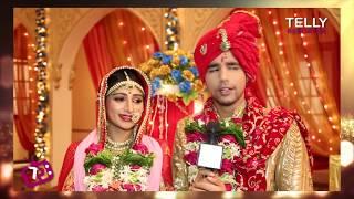 Fun Chat With Kirti & Naksh   Yeh Risht Kya Kehlata Hai   Mohena Singh & Rishi Dev Interview