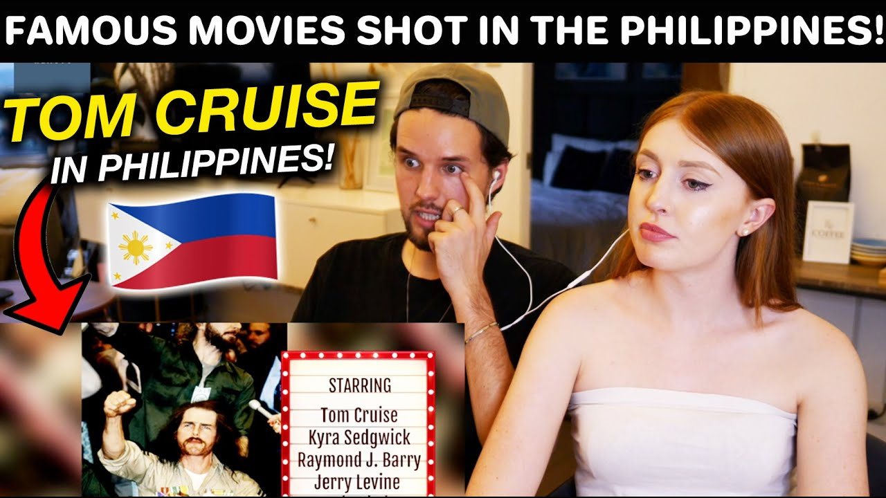 SHOCKED! Famous International Movies Shot in PHILIPPINES (Reaction)