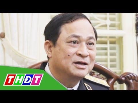 Khởi tố Nguyên Thứ trưởng Bộ Quốc phòng Nguyễn Văn Hiến   THDT