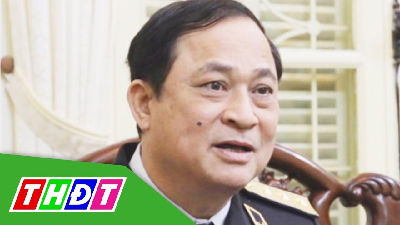 Khởi tố Nguyên Thứ trưởng Bộ Quốc phòng Nguyễn Văn Hiến | THDT