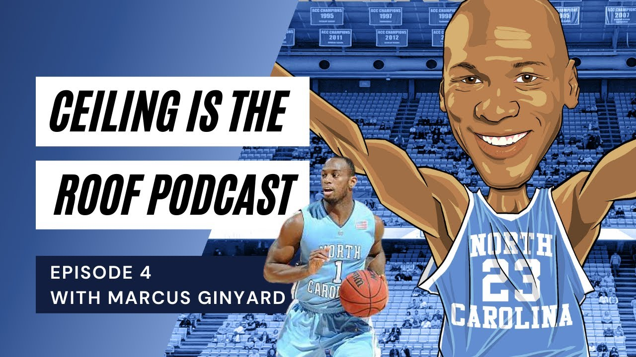 Video: Marcus Ginyard discusses playing overseas, 2009 national title, UNC stories, and more