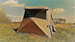 Обзор универсальной палатки PoIar Bird 3S .ШАТЁР,БЕСЕДКА,БЫТОВКА,ПАЛАТКА.