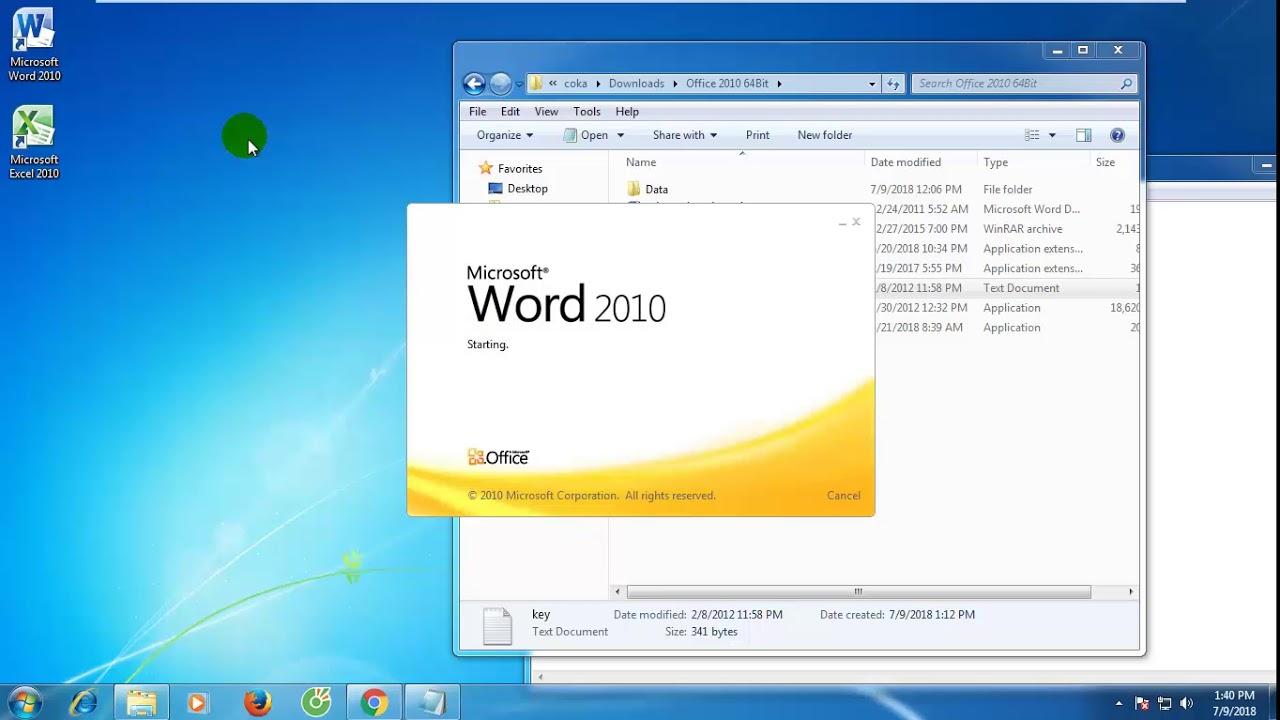 microsoft software 2010 free downloads