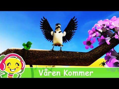 Cantec nou: Vren Kommer - Barnsnger p Svenska