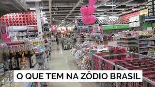 O QUE TEM NA ZÔDIO BRASIL | Vlog #103 | Lia Camargo